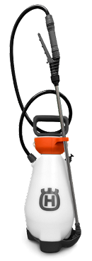 Husqvarna 2-Gallon Compression Handheld Sprayer
