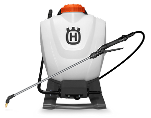 Husqvarna 4-Gallon Backpack Sprayer