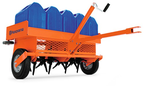 TA48 Aerator Towable